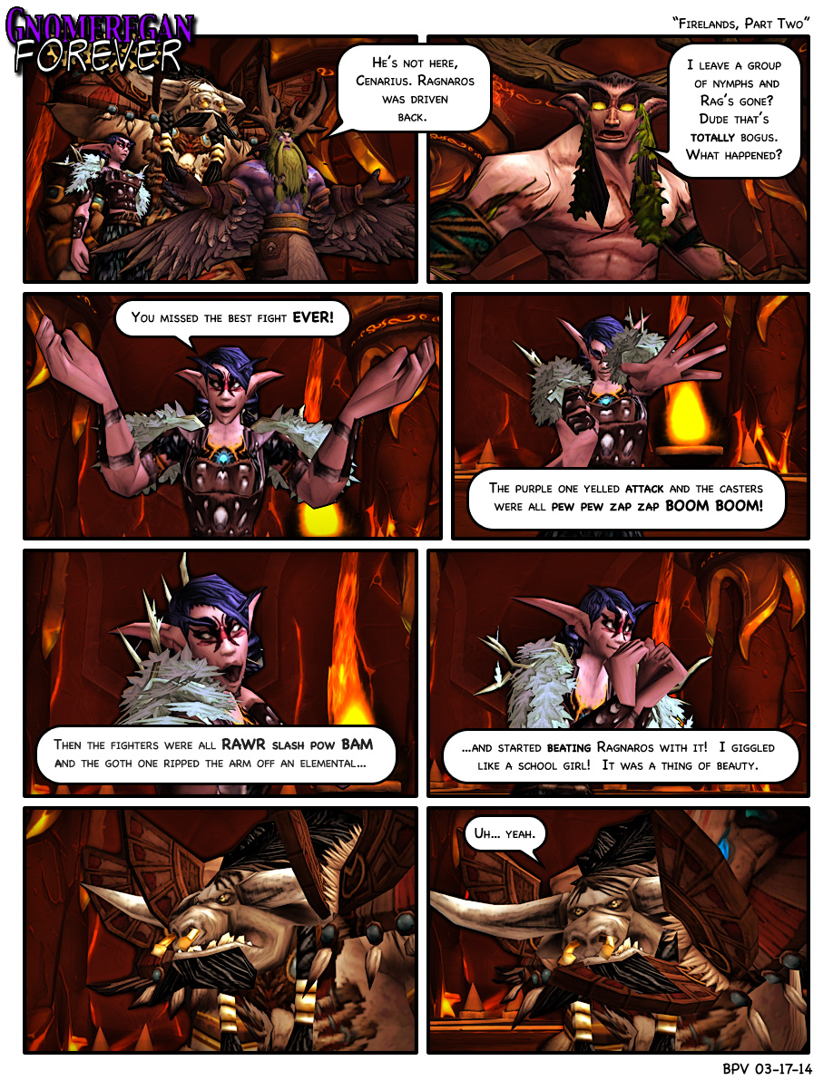 Firelands, Part Two